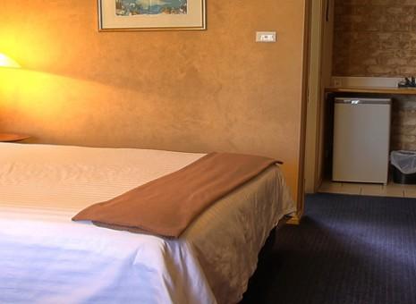 delux queen room